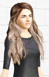 Sim Studio 180 Fryzury I Ubrania Do Pobrania Do The Sims 3