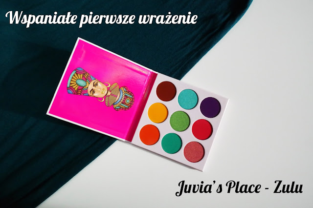 Juvia's Place The Zulu Palette