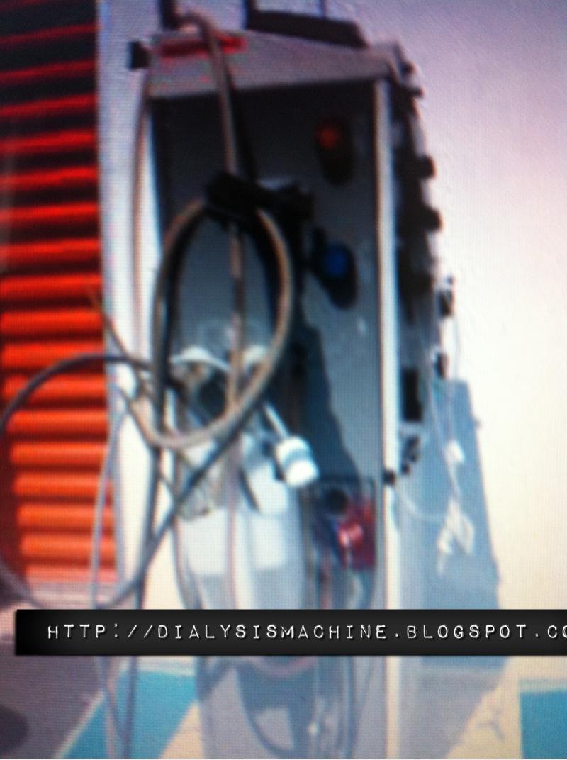 Homechoice transportable Dialysis system