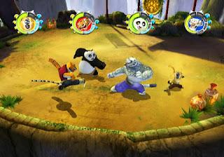 Kung Fu Panda 2 (XBOX 360) 2011