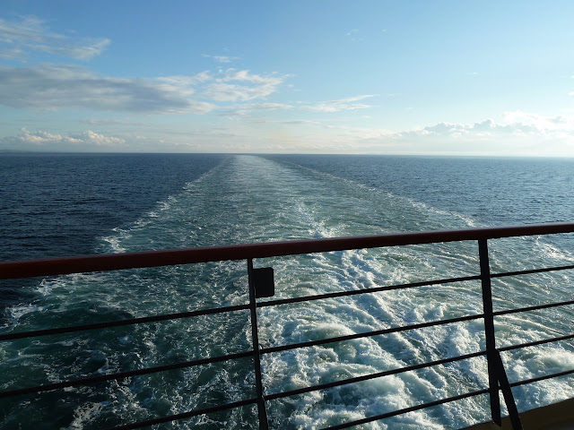 Cruise around Great Britain Cunard Queen Elizabeth review