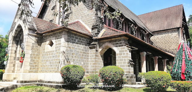 Hyeon's Travel Journal; St. Michael's and All Angels Church