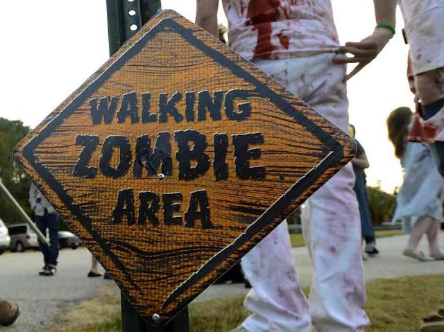 Hacker broadcasts zombie warning on TV