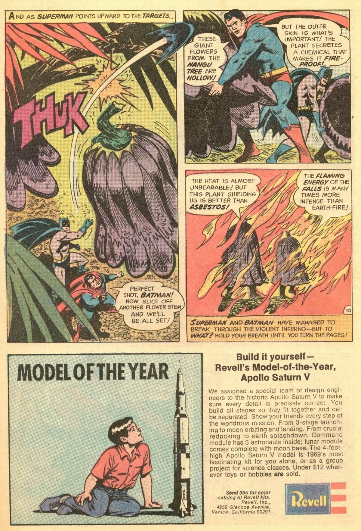 Read online World's Finest Comics comic -  Issue #191 - 12