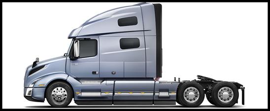 Volvo VNL 760 Series