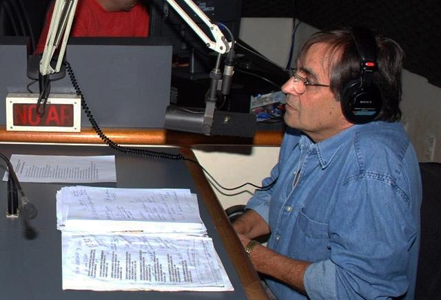 Servidor da Assembleia Legislativa de Rondônia, Maurício Calixto também era apresentador do programa A Hora do Povo, da Rádio Rondônia FM.. (Foto: Reprodução)