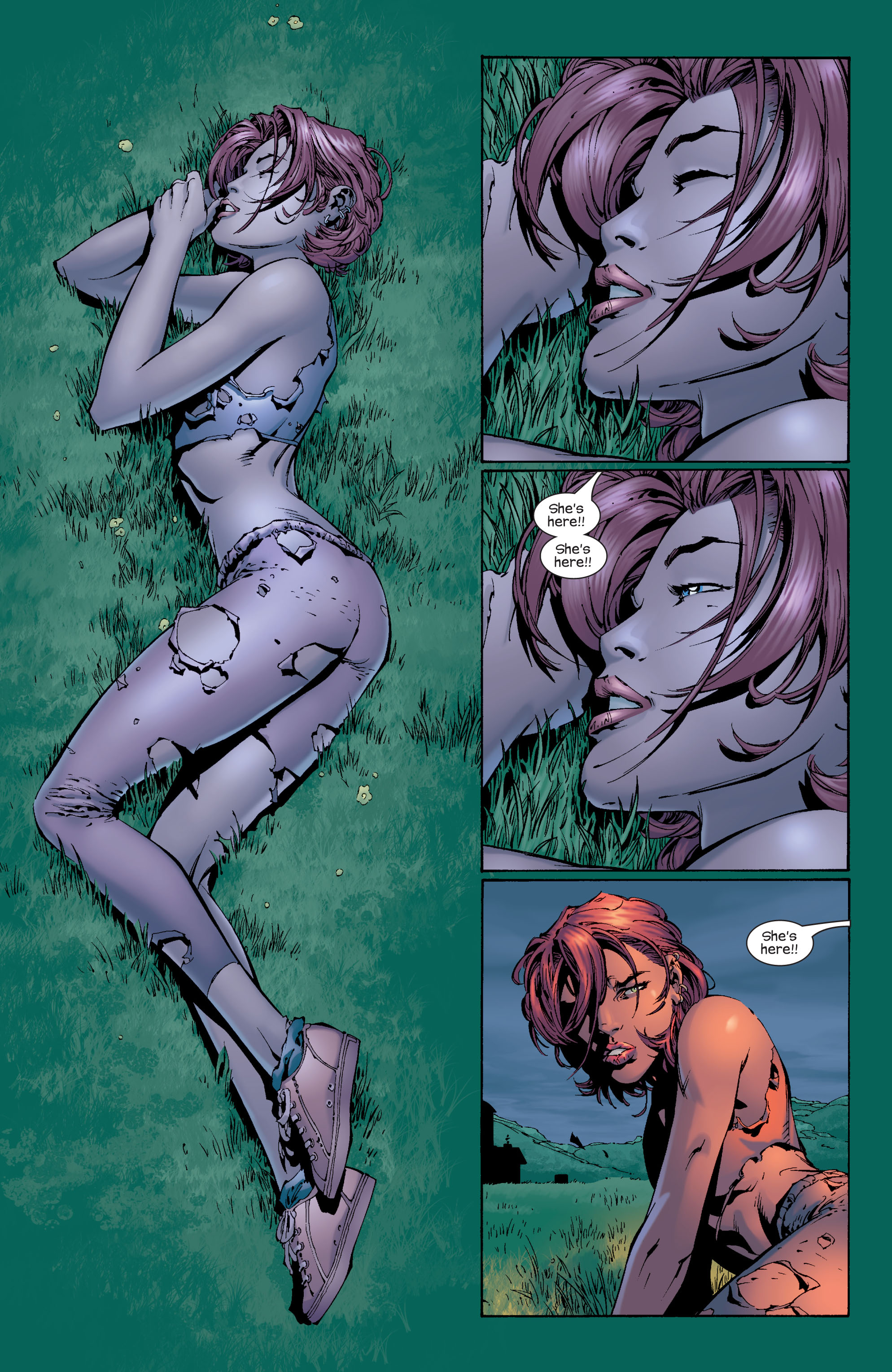 Read online Ultimate X-Men comic -  Issue #39 - 3