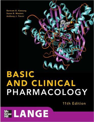 Katzung - Basic & Clinical Pharmacology 11th Edition [PDF]