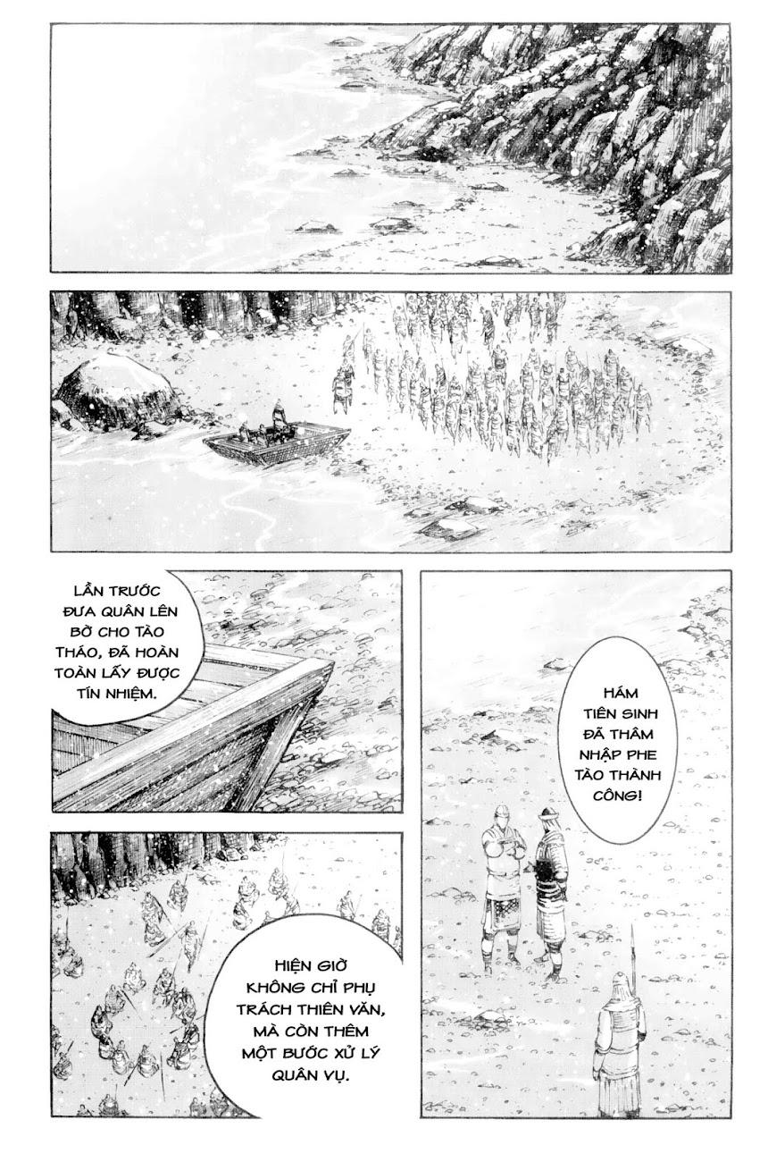 Hỏa phụng liêu nguyên Chương 410: Quấn lấy không buông [Remake] trang 1