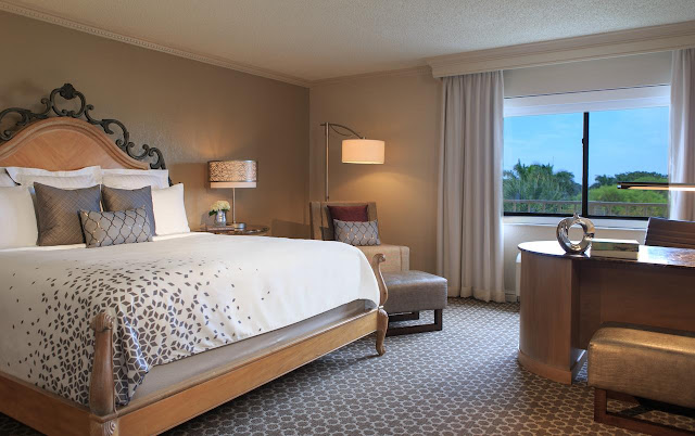 Renaissance Boca Raton Hotel: quarto