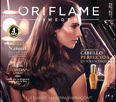 catalogo oriflame C- 5 2016