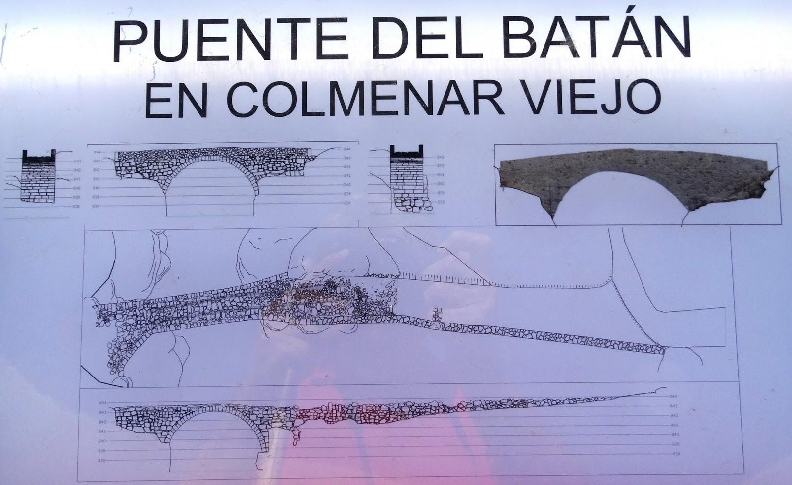 Cazando puentes puente del bat n sobre el r o manzanares for Canal isabel ii oficina virtual