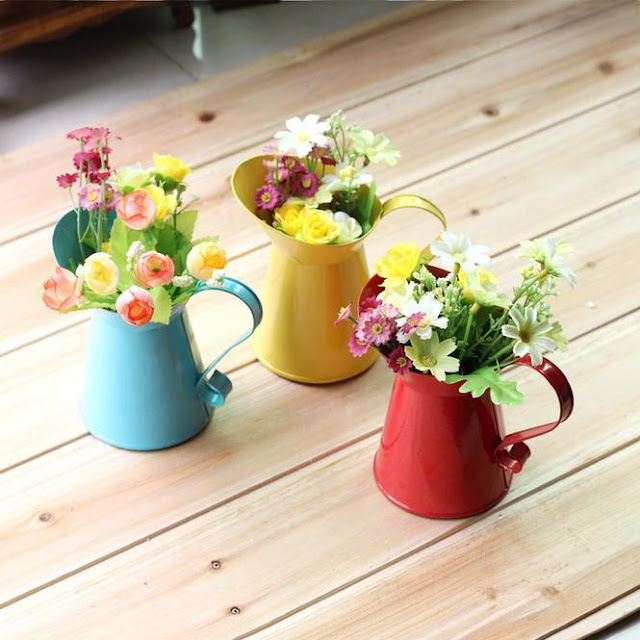 Những lẵng hoa nhí đẹp trang trí căn phòng của bạn