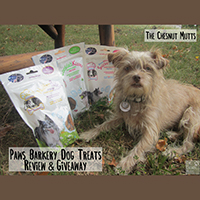 Paws Barkery dog treat review