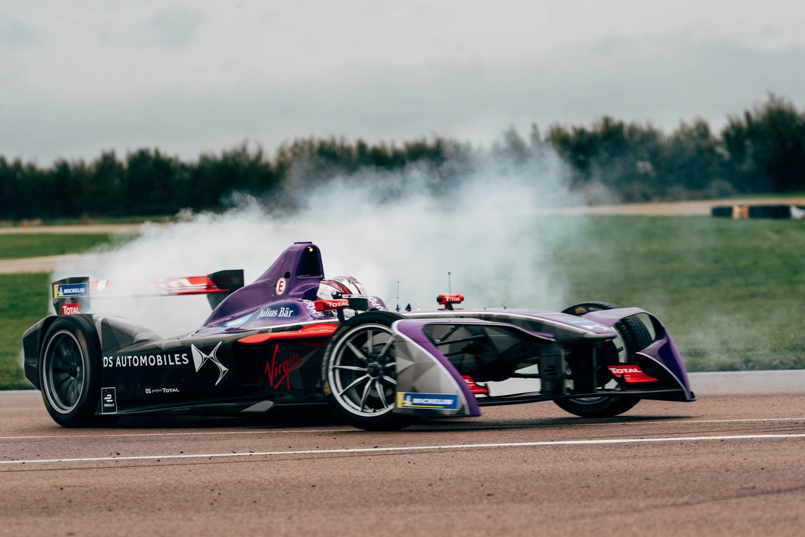 Ds Virgin Racing Gears Up For Season 4 Of Formula E With