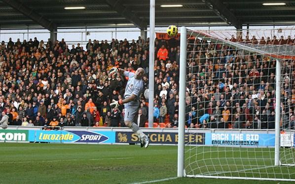 Top 10 Goal of the season 2010/11 - Oddetorium