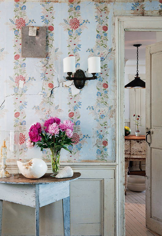 Time Worn and Lovely - Designer John Derian's 18th Century Home in Provincetown, MA