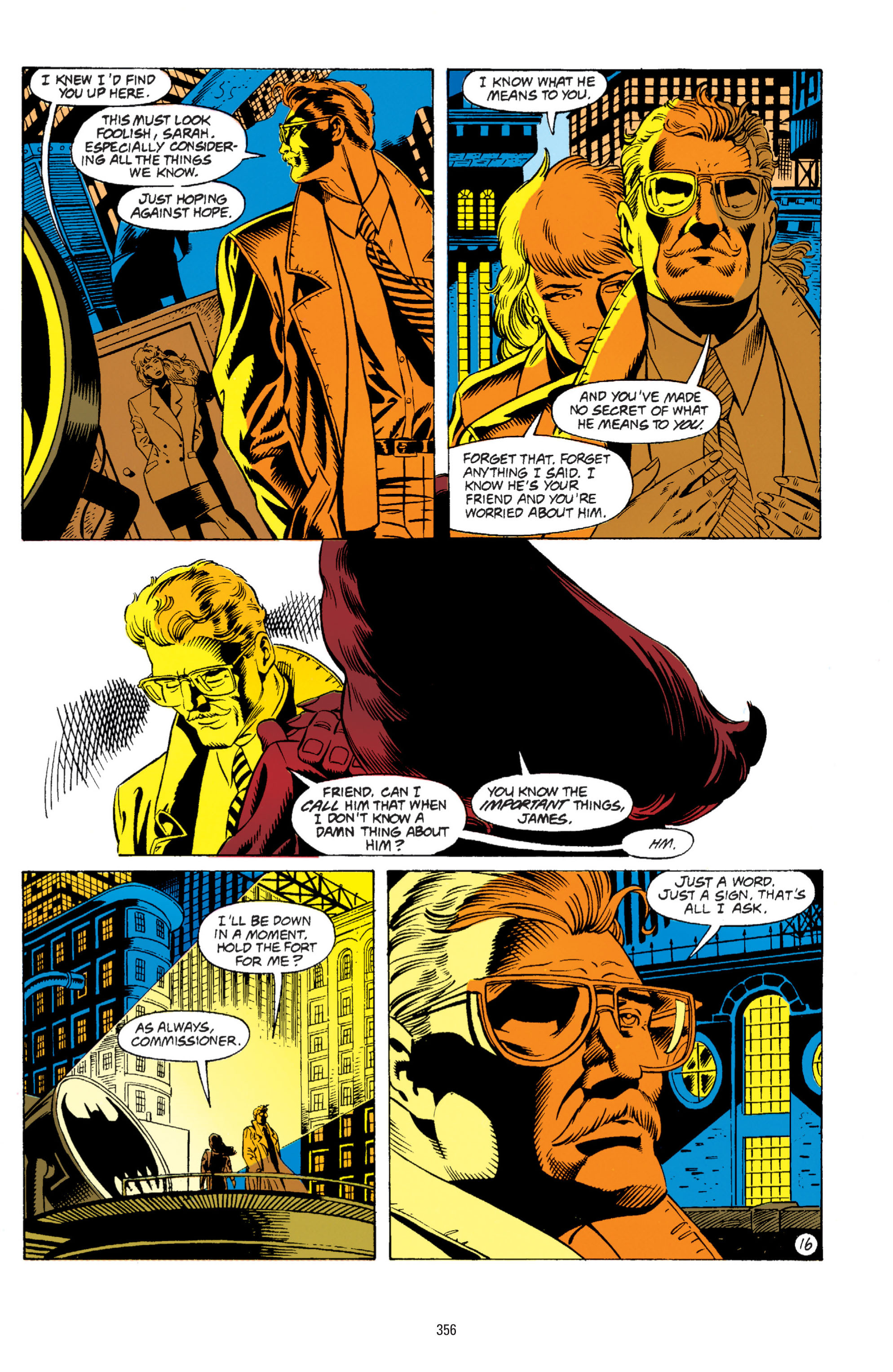 Detective Comics (1937) 664 Page 16