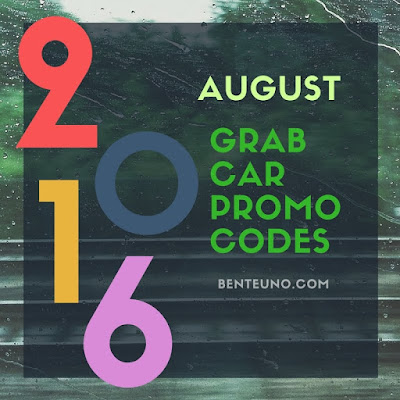 Top GrabCar Promo Codes for August 2016 | Benteuno.com