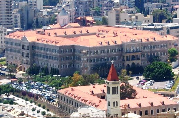 Grand Serail, Beirut, Lebanon