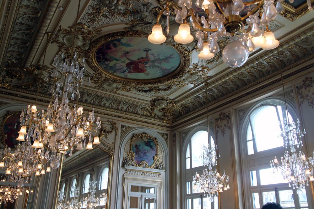 Restaurant Interministeriel Paris