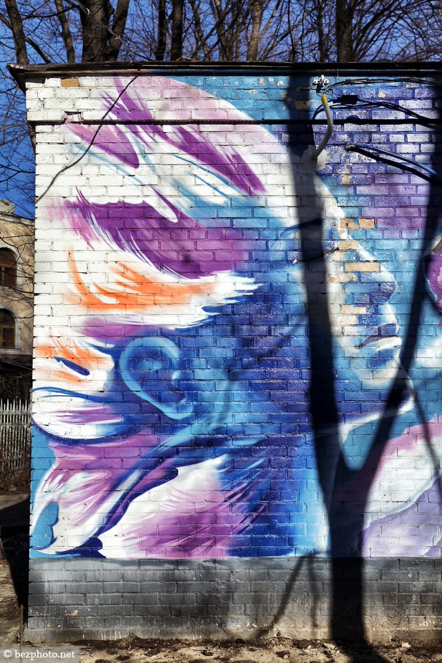 streetart moscow