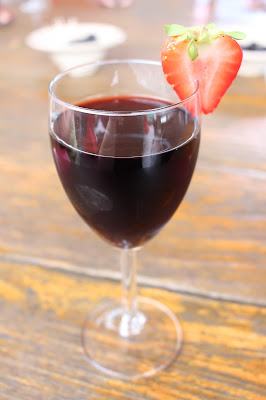 vin de myrtille