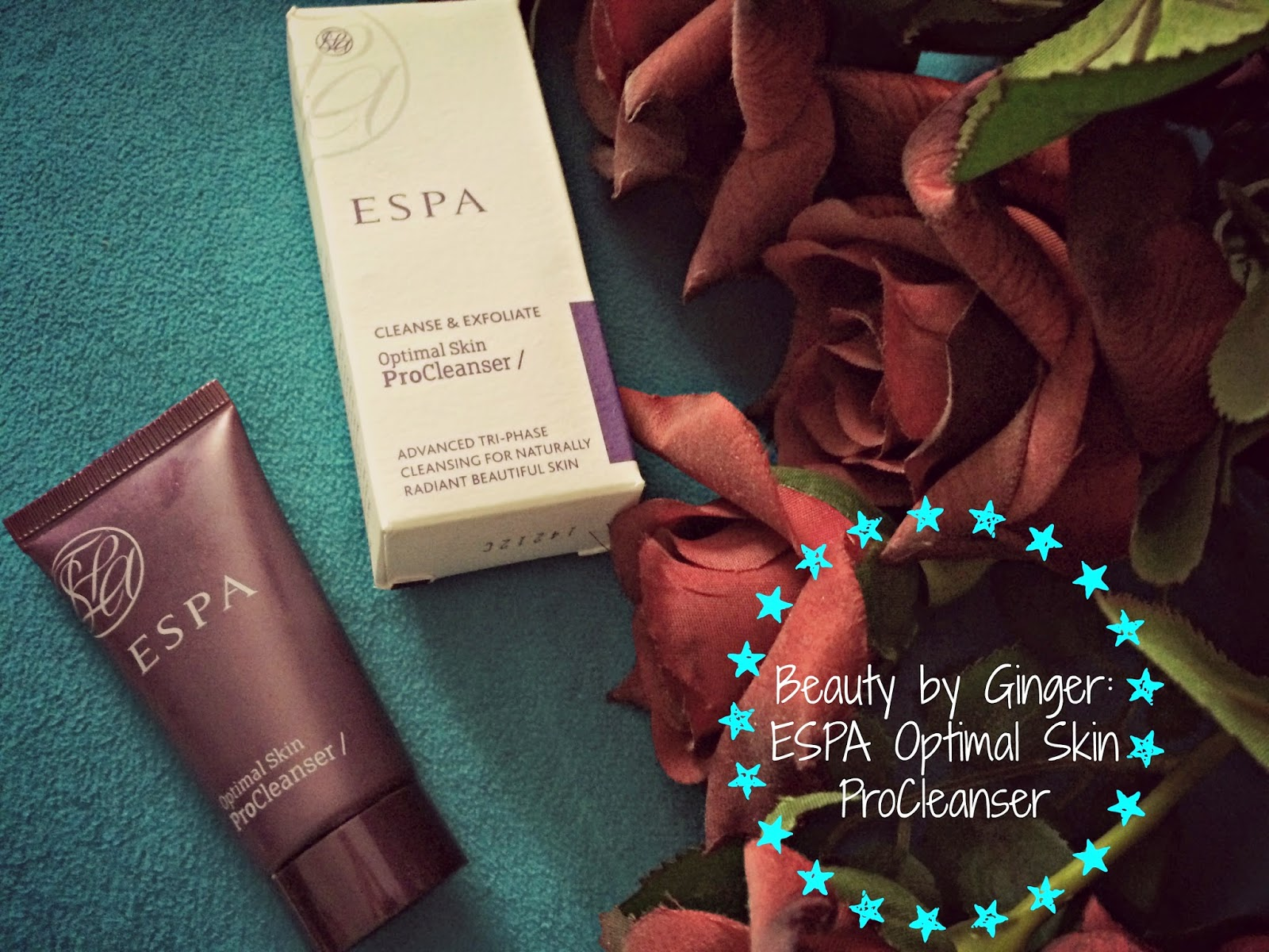 Just Add Ginger: ESPA Optimal Skin ProCleanser
