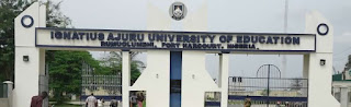 IAUE Best Graduating Postgraduate Students Recieves  N110,000 Cash Prize