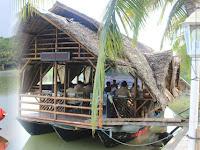 Di Pangandaran Tes Petugas Haji Dilaksanakan Diatas Perahu
