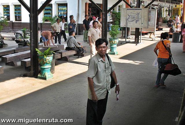 Ayutthaya-estación