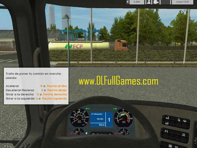 Euro Truck Simulator 1 Game - Free Download Full Version For Pc