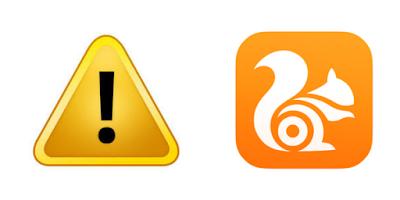 Cara Menghapus Cookies di UC Browser