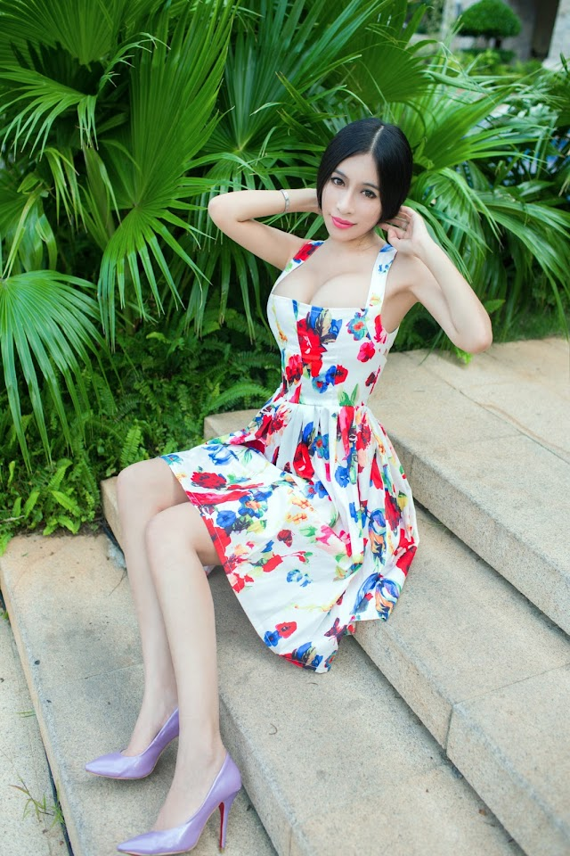 Big Tits Sexy Chinese Girl: TuiGirl No.029 Model 田芯娜 Tian Xin Na