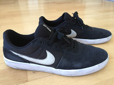 best loved 87234 d39d6 ...und auch nach knapp 3 Wochen Skaterei in dem Schuh, sieht er noch immer  ziemlich fresh aus.