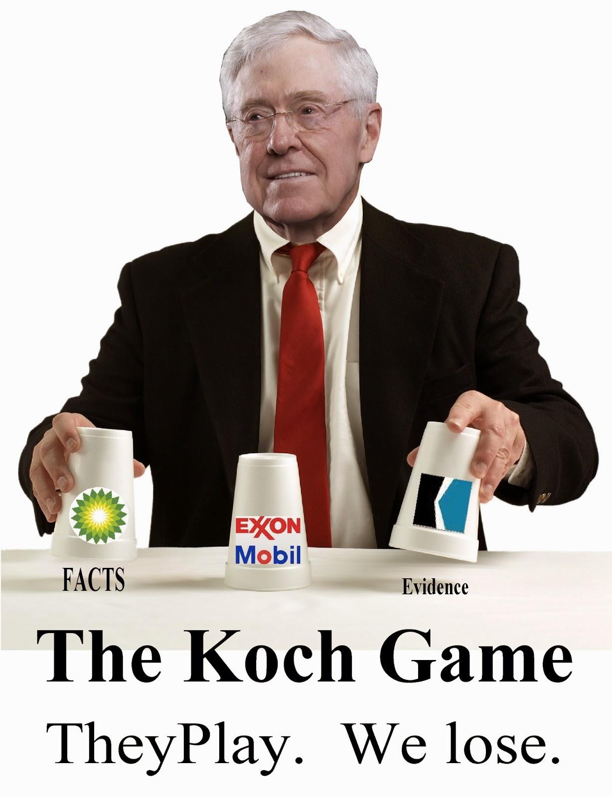 Koch Games
