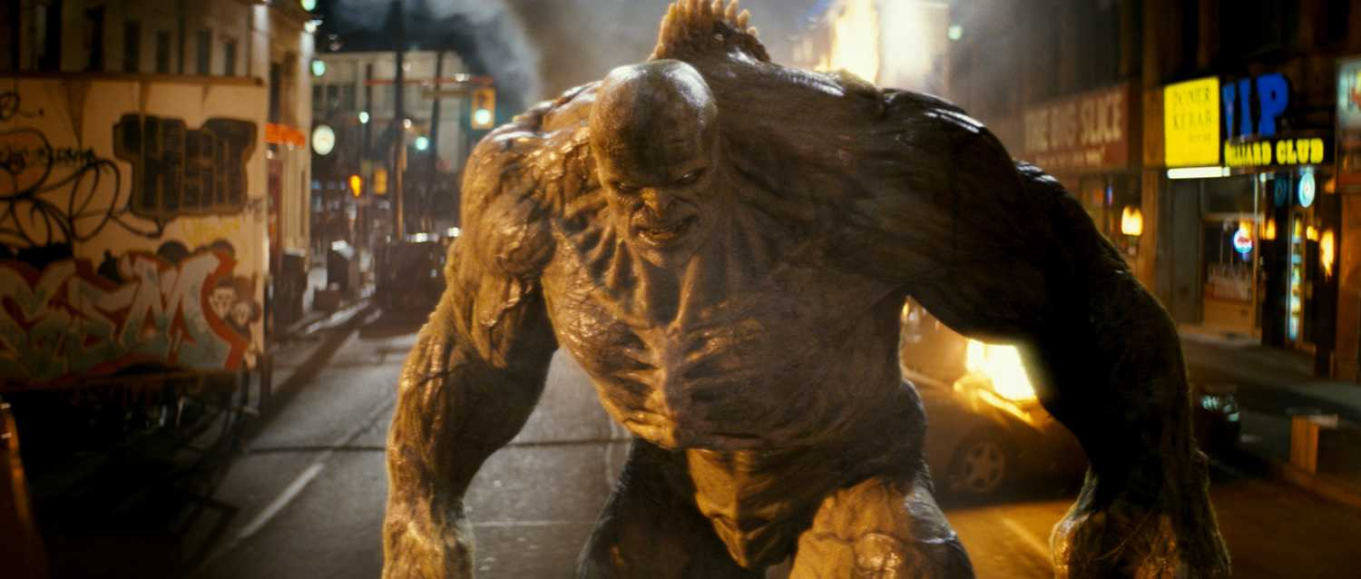 the incredible hulk 2008 far less successful commercially and