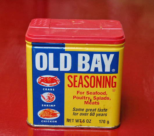 A new spice for life: OLD BAY
