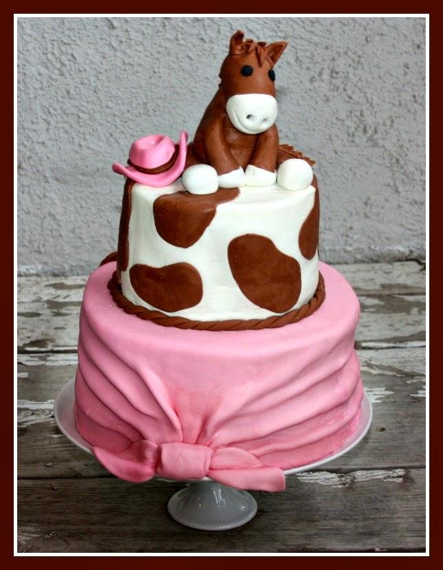 Trashy Birthday Cake
