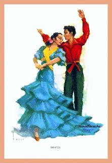 Bailes andaluces - Tuser - Tientos