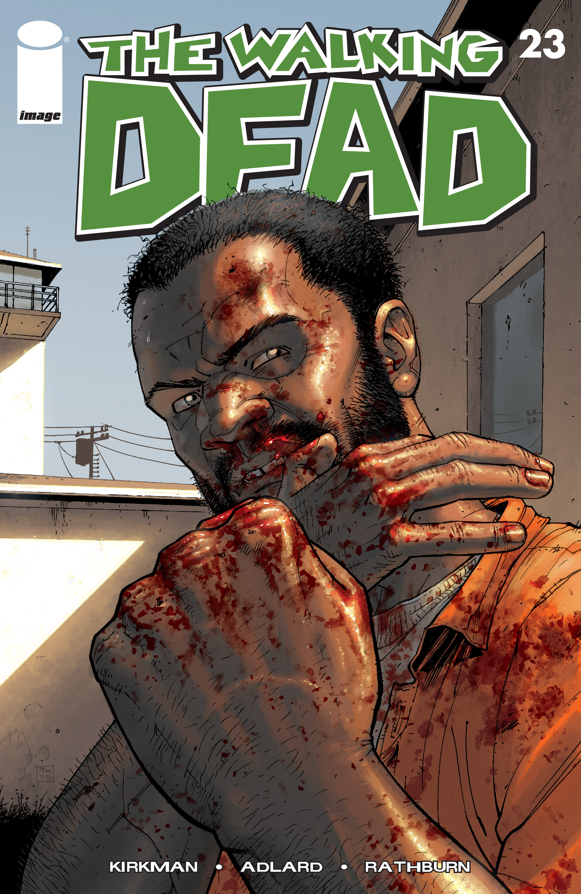The Walking Dead 23 Page 1