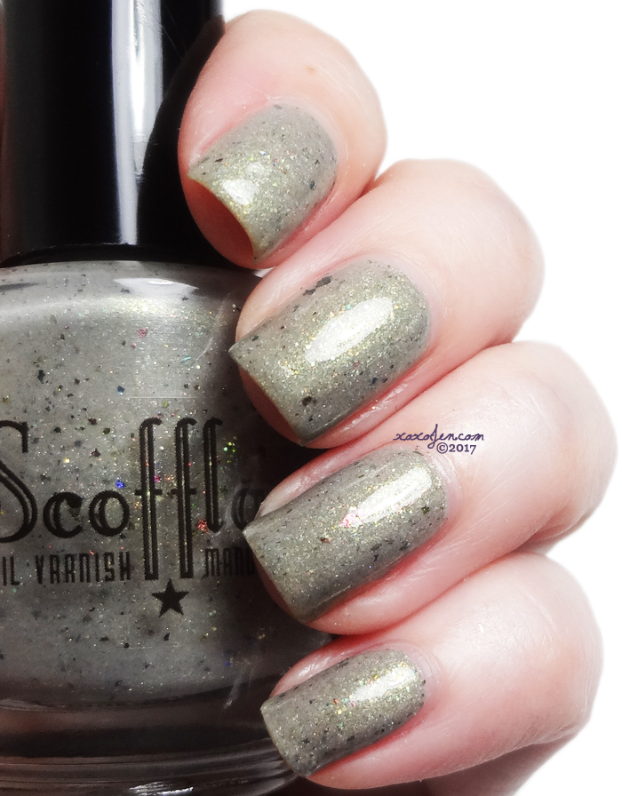 xoxoJen's swatch of Scofflaw Where Did That Spider Go?!