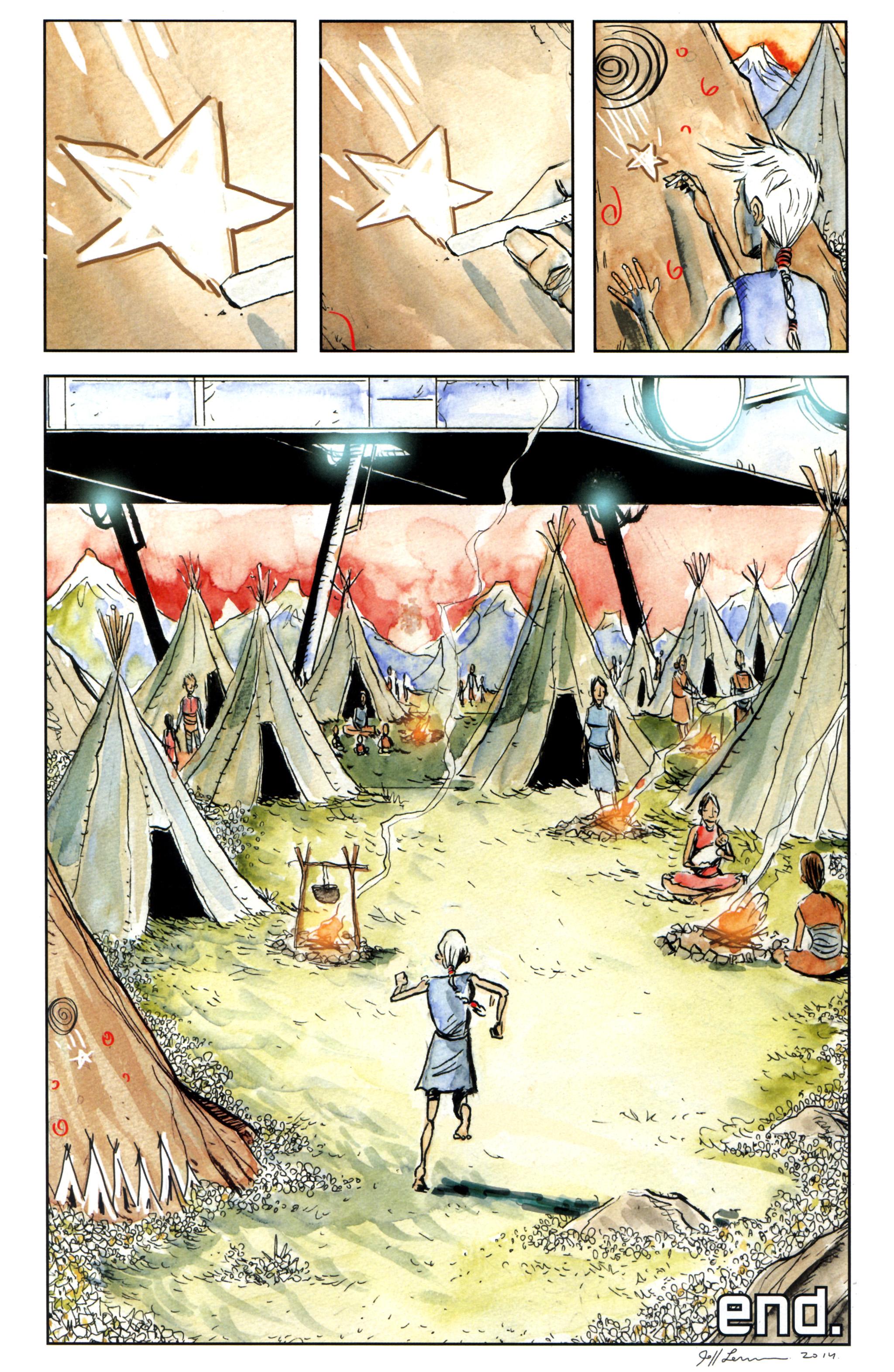 Read online Trillium comic -  Issue #8 - 29
