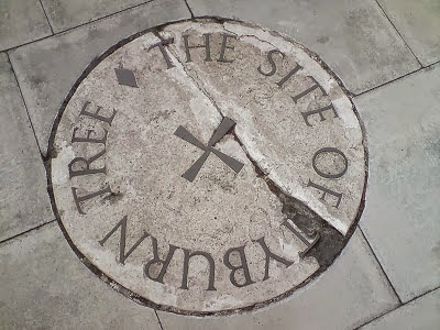The Tyburn stone