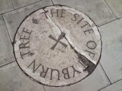The Tyburn stone