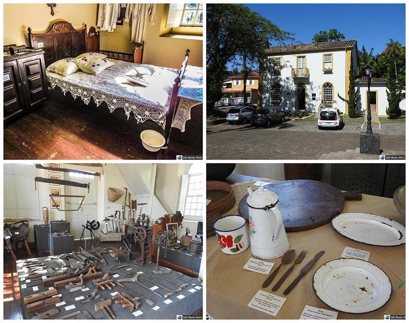 O que fazer em Nova Veneza, Santa Catarina - Museu do Imigrante