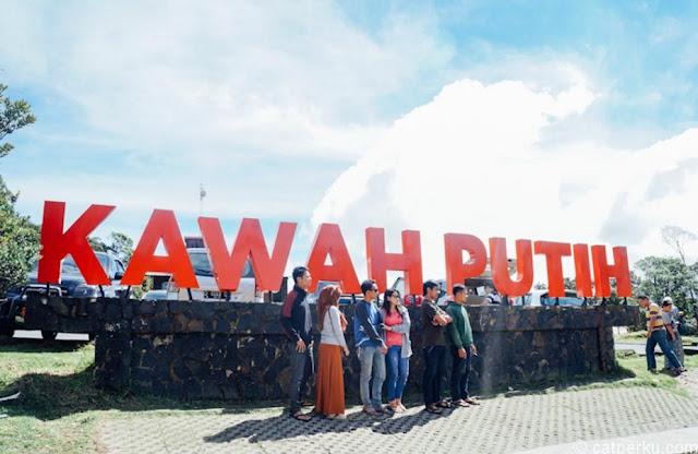 Harga Ticket Masuk Kawah Putih Ciwidey Bandung