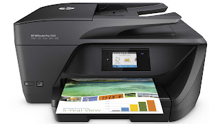 HP OfficeJet Pro 6960 Color All-in-One Driver Download