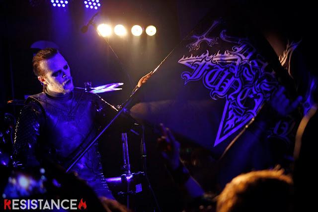 #Galería: Dark Funeral + Futhan