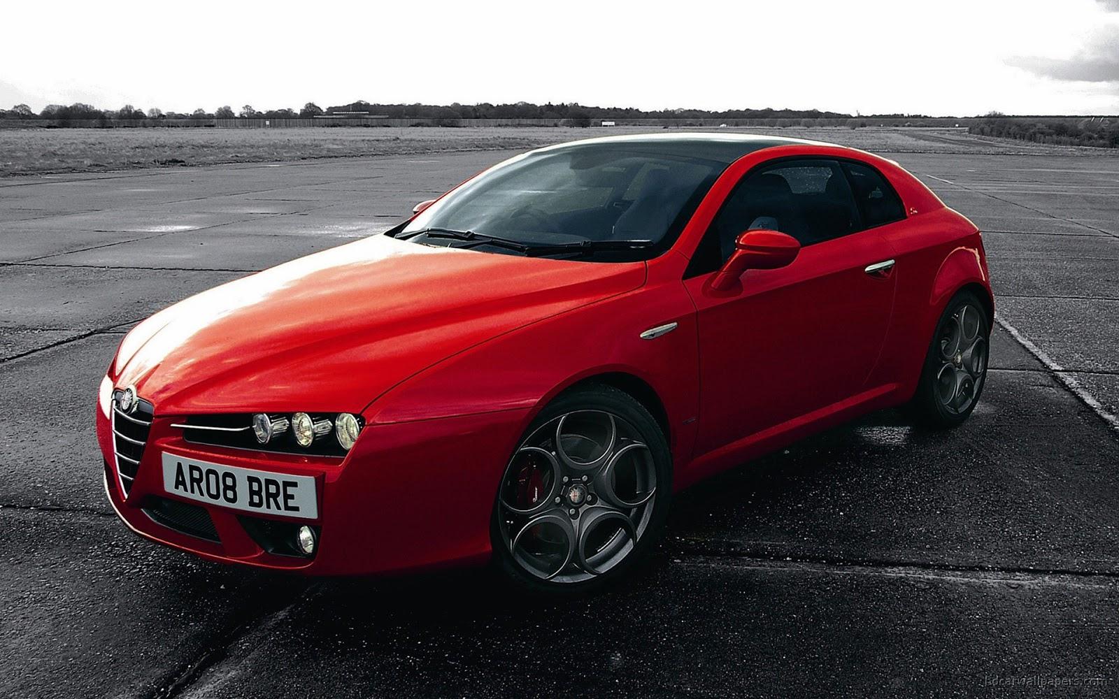 Alfa Romeo Brera S 2
